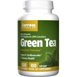 JARROW FORMULAS Green Tea 500mg 100 weg.kaps.