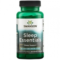 SWANSON Sleep Essentails 60kaps.