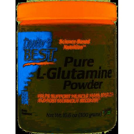 DOCTOR'S BEST L-Glutamine Powder 300g