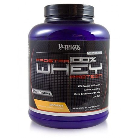 ULTIMATE Prostar 100 % Whey Protein 2390 g