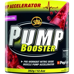 ALL STARS Pump Booster 352g JEŻYNA (06.05.2020)