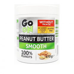 Go On Peanut butter 470g