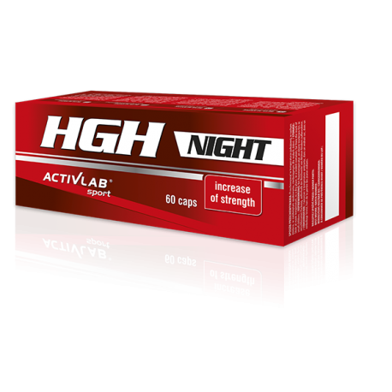 ACTIVLAB HGH Night 60 kaps.