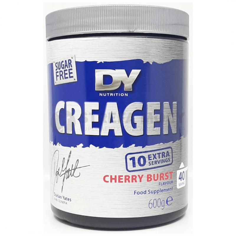 DORIAN YATES Creagen 600 g