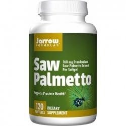 JARROW Saw Palmetto 120 gels.