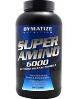 DYMATIZE Super Amino 6000 500 kaps.