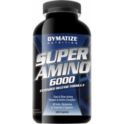 DYMATIZE Super Amino 6000 345 kaps.