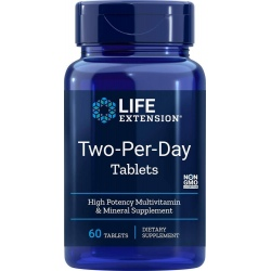 LIFE EXTENSION Two Per Day 60 tabl.