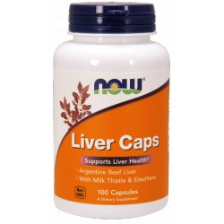 NOW FOODS Liver Caps 100 kaps.