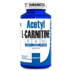 YAMAMOTO Acetyl L-Carnitine 1000mg 60kaps.