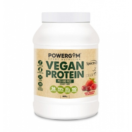 POWER GYM Vegan Protein 800g