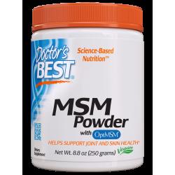 Doctors Best MSM 250g