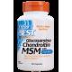 Doctors Best Glukozamina, Chondroityna + MSM 360 kaps.