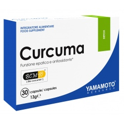 YAMAMOTO Curcuma 30kaps.