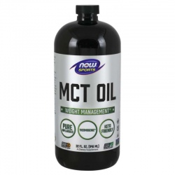 NOW FOODS MCT Oil 100% Pure 946 ml