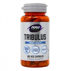 NOW FOODS Tribulus 500mg 100 kaps.