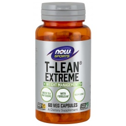 NOW Foods T-Lean Extreme 60 caps.