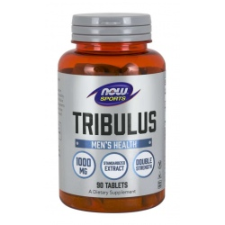 NOW Foods Tribulus 1000 mg 90 tabl.