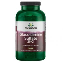 SWANSON Glucosamine Sulfate 500mg 250 caps.