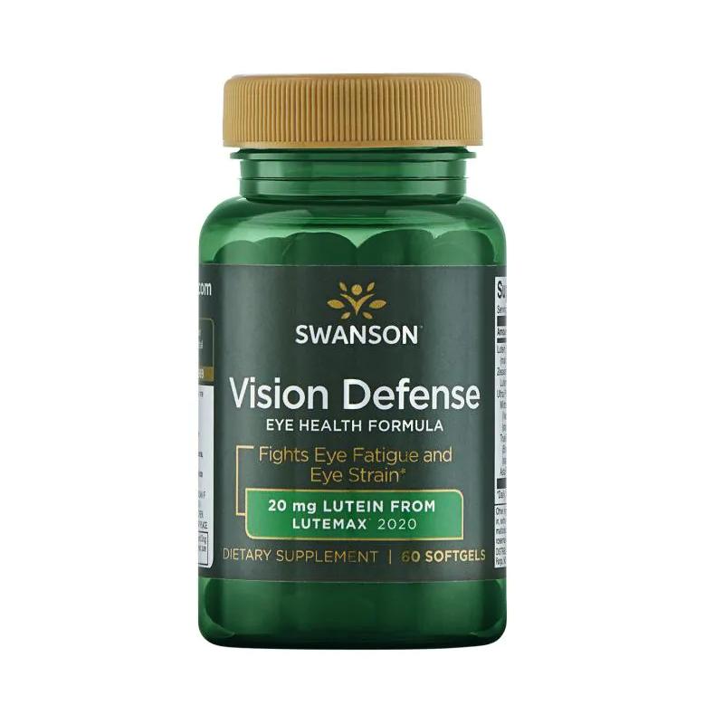 SWANSON Vision Defense 60 kaps.