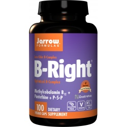 JARROW FORMULAS B-Right 100 vcaps