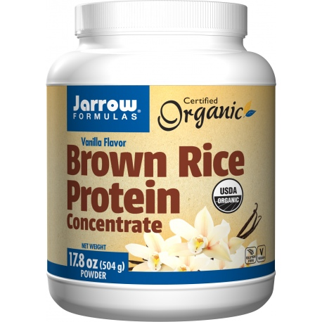 JARROW Brown Rice Protein Concentrate - organic 504 g
