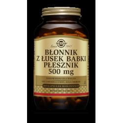 SOLGAR Błonnik z Babki płesznik 200 kaps.