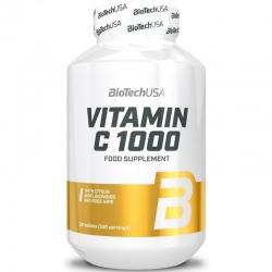 BIOTECH Witamina C 1000 mg 100 tablets