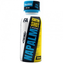 FITNESS AUTHORITY Napalm Shot 120 ml