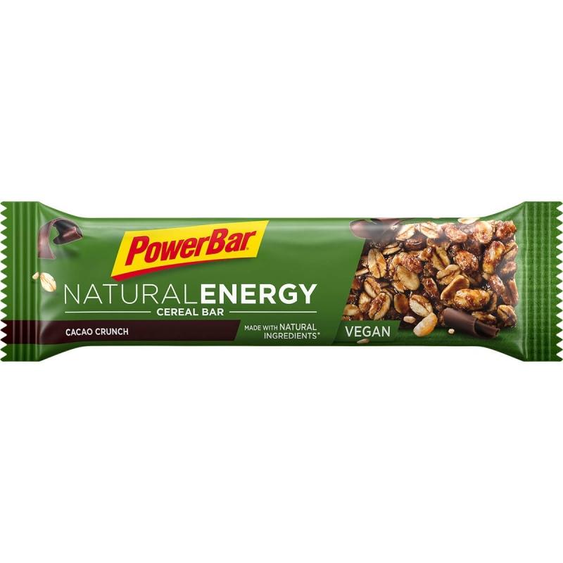 POWERBAR Natural Energy Cereal Bar 40 g. Cacao