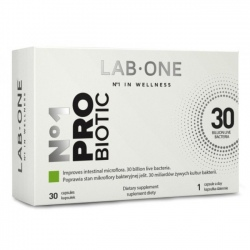 LAB ONE N1 ProBiotic 30 kaps