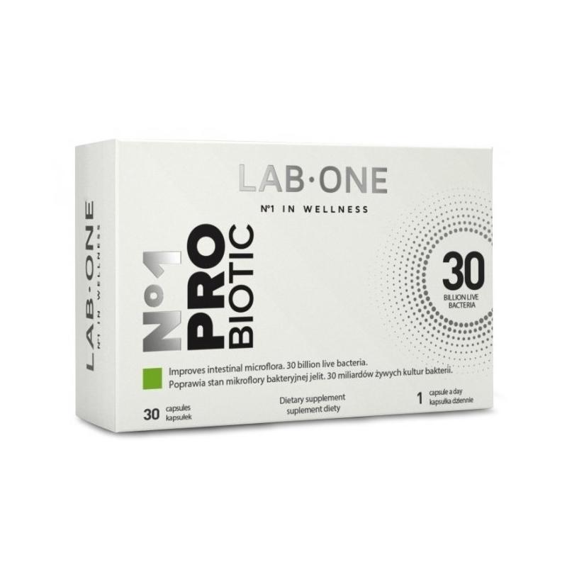 LAB ONE N1 ProBiotic 30 kaps