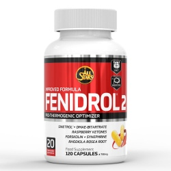 ALL STARS Fenidrol 2 120 kaps.