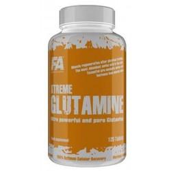 FITNESS AUTHORITY Glutamina 250 tabl.