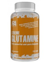 FITNESS AUTHORITY Glutamine 250 tablets