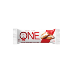 ISS One Bar 60g Iced Gingerbread