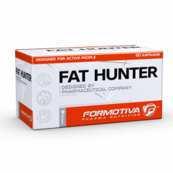FORMOTIVA Fat Hunter 60 kaps.