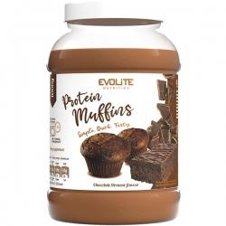 EVOLITE Protein Muffin 1000g Brownie