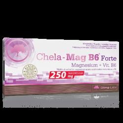 OLIMP Chela Mag B6 Forte 60 kaps.