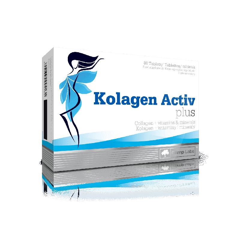 OLIMP Kolagen Activ Plus 80 tablets