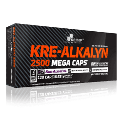 OLIMP Kre Alkalyn 2500 120 kaps.
