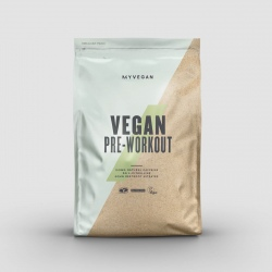 MY PROTEIN Vegan Pre-Workout 250g.
