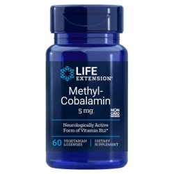 LIFE EXTENSION Methylcobalamin 5mg 60 veg lonz.