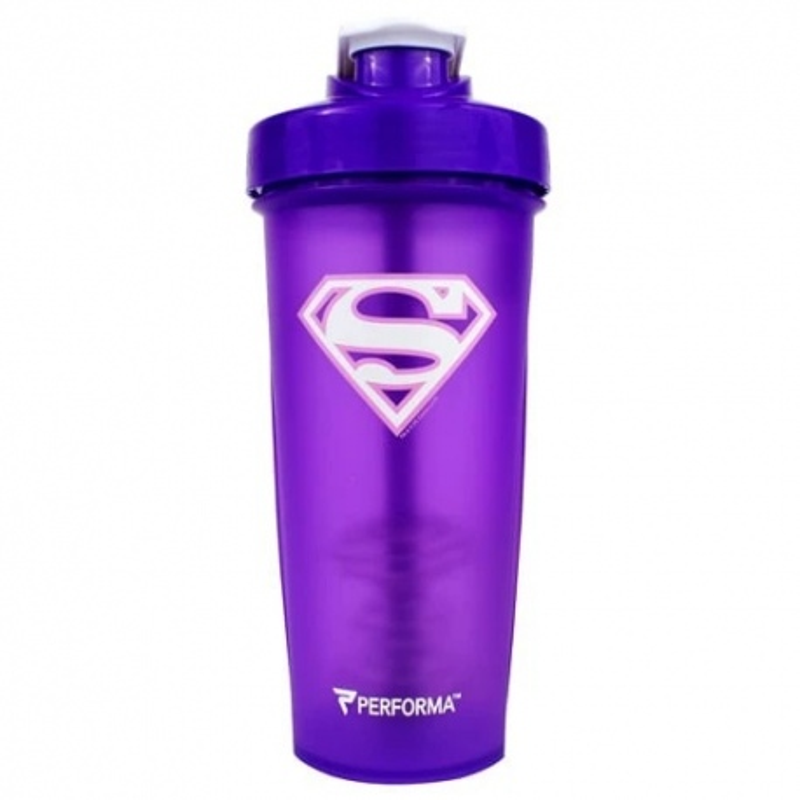 HERO SHAKER 800ml Supergirl (violet)