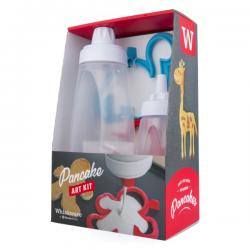 BLENDER BOTTLE Whiskware Pancake Art Kit
