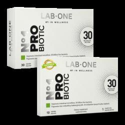 Zestaw LAB ONE Probiotic