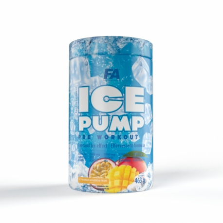 FITNESS AUTHORITY Ice Pump Pre-workout 463g
