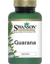 SWANSON Guarana 500 mg 100 kaps.
