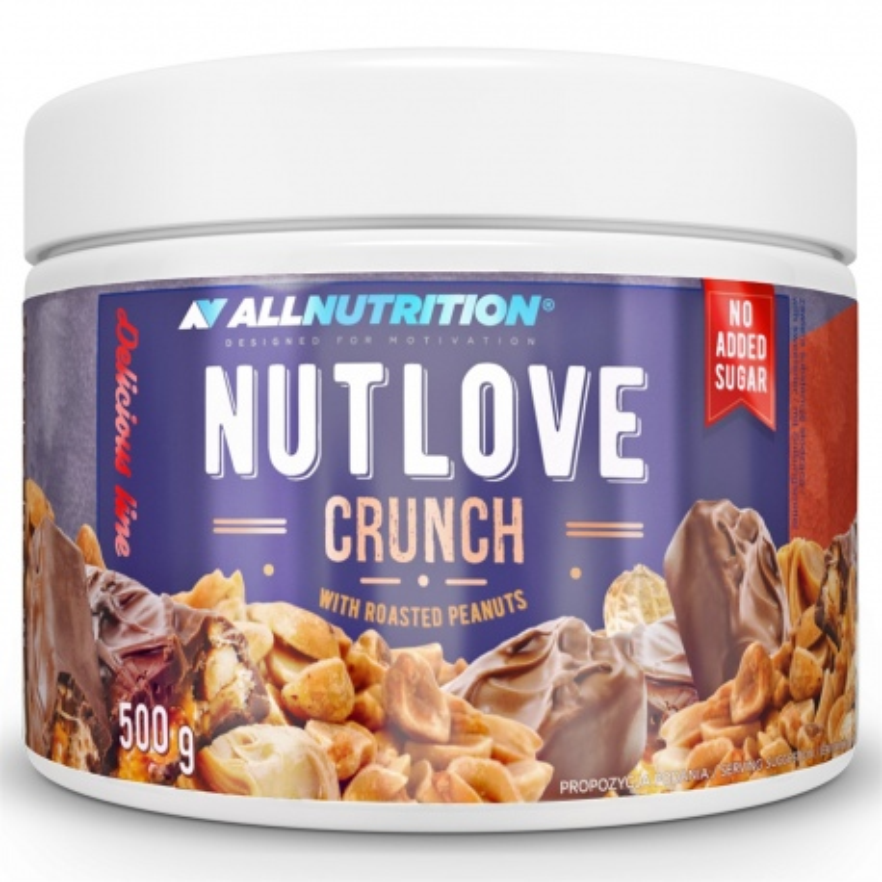ALLNUTRITION Nutlove 500g Crunch