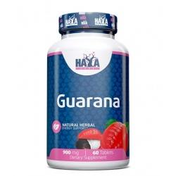 HAYA LABS Guarana 900mg 60 tabl.